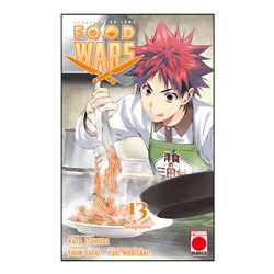 FOOD WARS 13 (COMIC)