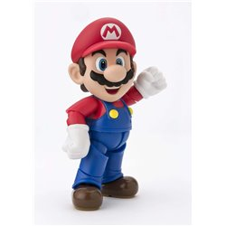 SUPER MARIO NUEVO PACKAGING FIGURA 10 cm SUPER MARIO BROS SH FIGUARTS