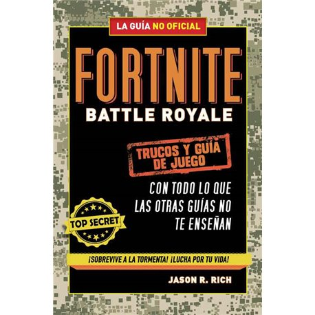 FORTNITE BATTLE ROYALE