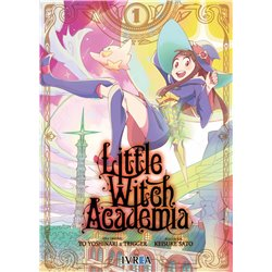 LITTLE WITCH ACADEMIA 01 (COMIC)