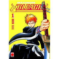 BLEACH MAXIMUM 01