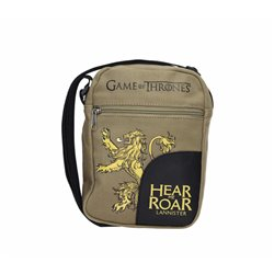 LANNISTER BOLSA PEQUEÑA TELA CANVAS GAME OF THRONES