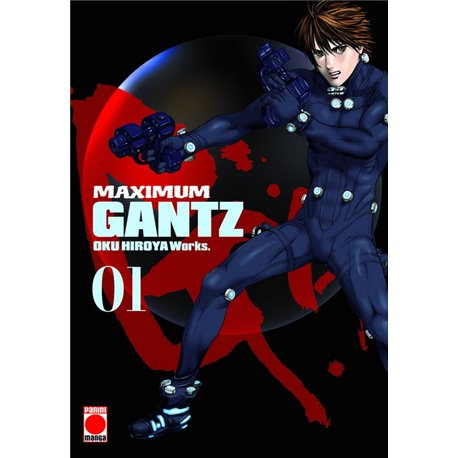 GANTZ MAXIMUM 01