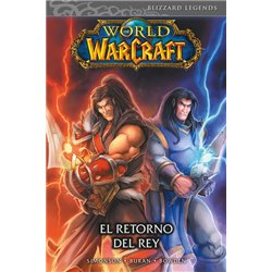 WORLD OF WARCRAFT 2. EL RETORNO DEL REY (COMIC)
