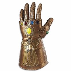 GUANTELETE DEL INFINITO - INFINITY GAUNTLET ARTICULATED ELECTRONIC 1:1 REPLICA MARVEL LEGENDS
