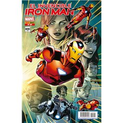 INVENCIBLE IRON MAN VOL 2 94