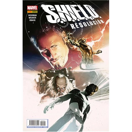 SHIELD: RESOLUCION