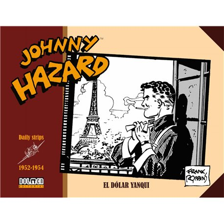 JOHNNY HAZARD 1952-1954