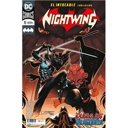 NIGHTWING NÚM. 18/ 11