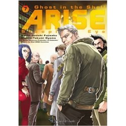 Ghost in the Shell Arise nº 07/07