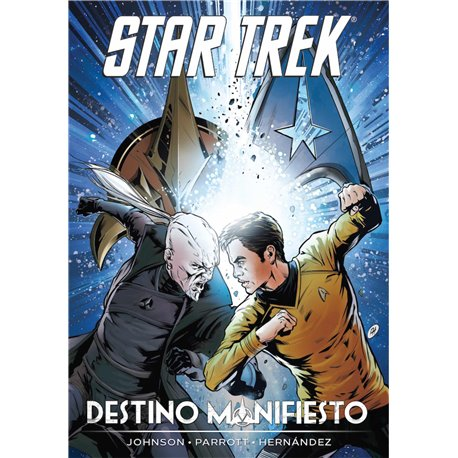 STAR TREK. DESTINO MANIFIESTO