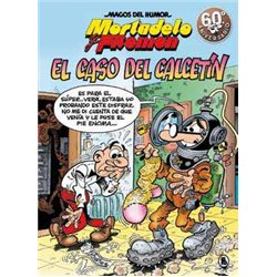 MAGOS HUMOR 195: EL CASO DEL CALCETÍN (MORTADELO Y FILEMON)