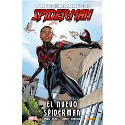 ULTIMATE INTEGRAL. MILES MORALES 01 SPIDERMAN. EL NUEVO SPIDERMAN