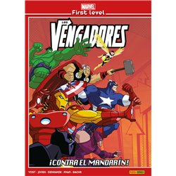 MARVEL FIRST LEVEL 03. LOS VENGADORES: ¡CONTRA EL MANDARÍN!