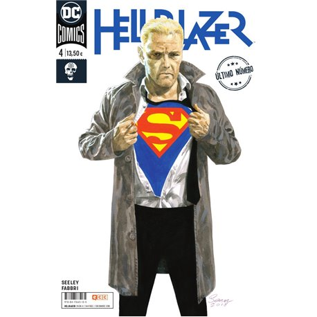 THE HELLBLAZER NÚM. 04