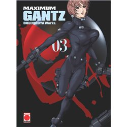 GANTZ MAXIMUM 03