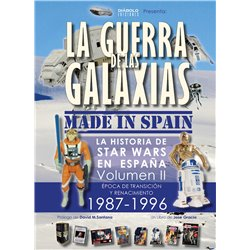 LA GUERRA DE LAS GALAXIAS MADE IN SPAIN VOL 2