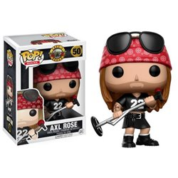 ROCK STARS - GUNS´N ROSES - FUNKO POP AXL ROSE