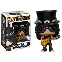 ROCK STARS - GUNS´N ROSES - FUNKO POP SLASH