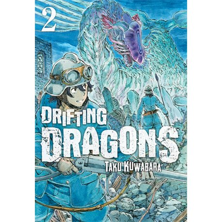 DRIFTING DRAGONS, VOL. 2
