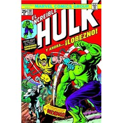 MARVEL FACSIMIL 01. THE INCREDIBLE HULK 181