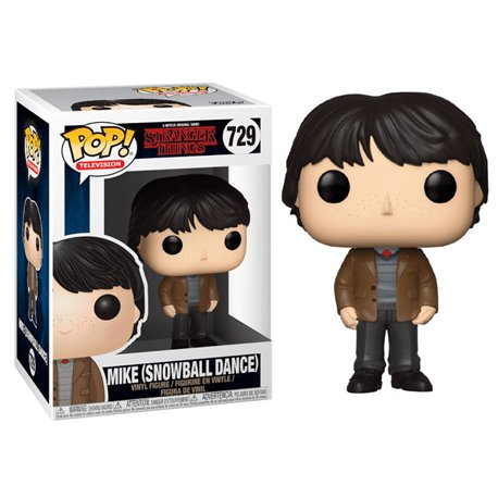 Mike - Snowball Dance - Stranger Things Funko Pop