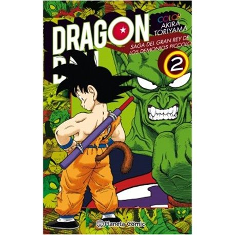 Dragon Ball Full Color Piccolo nº 02/04