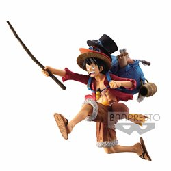 MONKEY D. LUFFY FIGURA 11 cm ONE PIECE SPECIAL LAUNCH