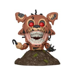 Five Nights at Freddy's The Twisted Ones POP! Books Vinyl Figura Twisted Foxy 9 cm