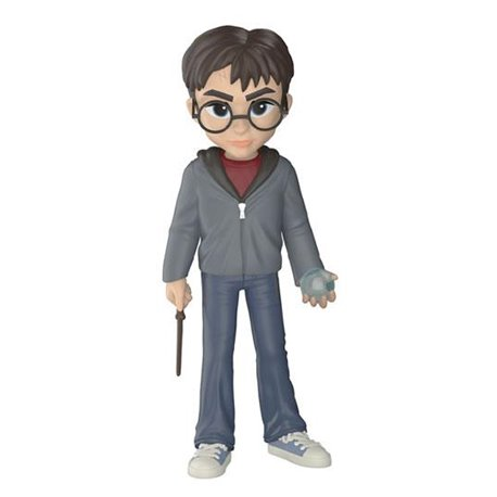 Harry Potter Rock Candy Vinyl Figura Harry Potter 13 cm