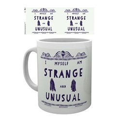 Beetlejuice Taza Strange and Unusual