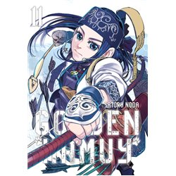 GOLDEN KAMUY VOL. 11