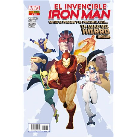 INVENCIBLE IRON MAN VOL 2 99