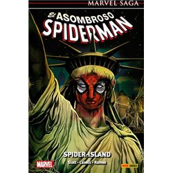 EL ASOMBROSO SPIDERMAN 34. SPIDER-ISLAND (MARVEL SAGA 73)
