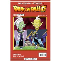 Dragon Ball Serie roja nº 227