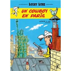 LUCKY LUKE. UN COWBOY EN PARIS