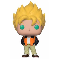 Dragonball Z Figura POP! Animation Vinyl Goku (Casual) 9 cm