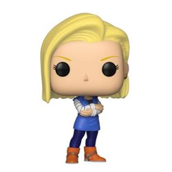 Dragonball Z Figura POP! Animation Vinyl Android 18 9 cm