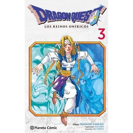 Dragon Quest VI nº 03/10