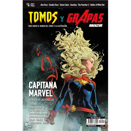 TOMOS Y GRAPAS MAGAZINE 04