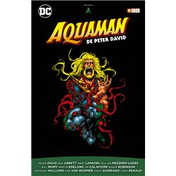 AQUAMAN DE PETER DAVID VOL. 03 (DE 3)