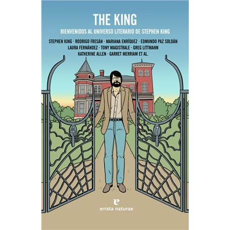 THE KING. BIENVENIDOS AL UNIVERSO LITERARIO DE STEPHEN KING