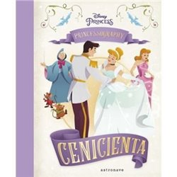 PRINCESSOGRAPHY CENICIENTA DISNEY PRINCESS