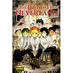 THE PROMISED NEVERLAND 7