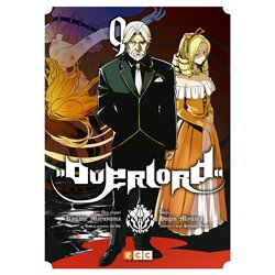 OVERLORD NÚM. 09