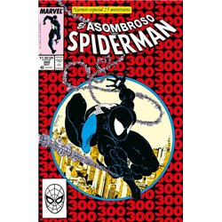 MARVEL FACSÍMIL 06. THE AMAZING SPIDER-MAN 300
