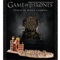 GAME OF THRONES. PUZZLE DE DESEMBARCO DEL REY