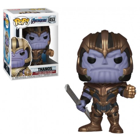 FUNKO POP! Thanos - Venadores: Endgame
