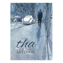THA (AUGUST THARRATS) ARTBOOK