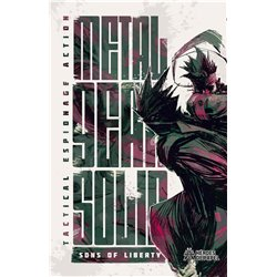 METAL GEAR SOLID. SONS OF LIBERTY